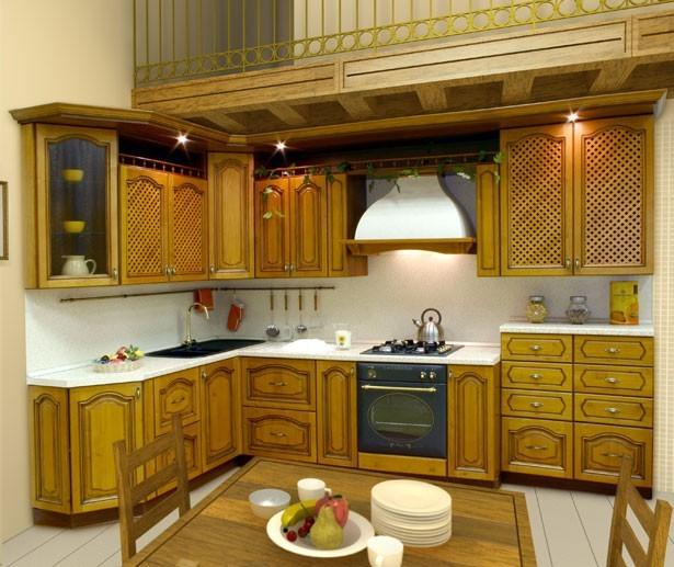 Кухня Сильвия 2